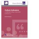 Culture Indicators: understanding corporate behaviour