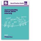 Communicating Ethical Values Internally